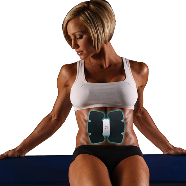 training waist belt ab stimulator Domas