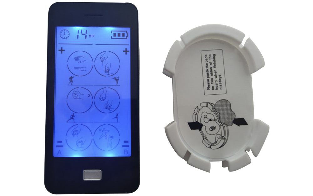 Wholesale non-invasive independent touch screen tens unit Domas Brand
