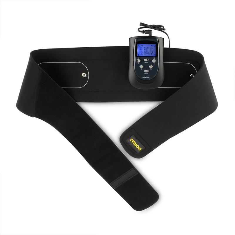sm9065N TENS&EMS waist massager polyester abs training belt