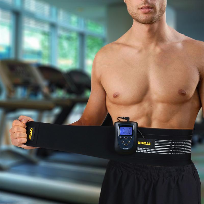 Domas Brand belt waist ab stimulator massager factory