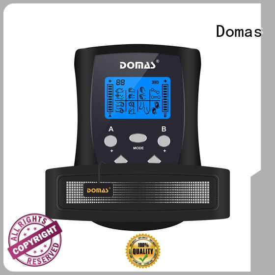 polyester ab toner belt waist massager Domas Brand