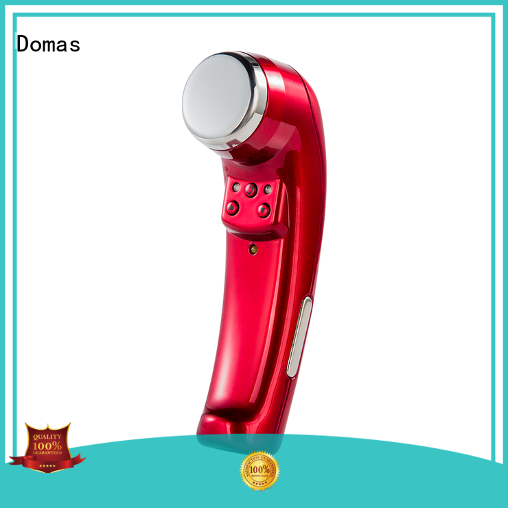 rechargeable lithium battery ultrasonic facial machine Domas Brand