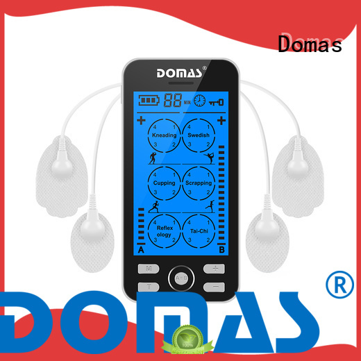 Domas Brand model small tens therapy device pulse