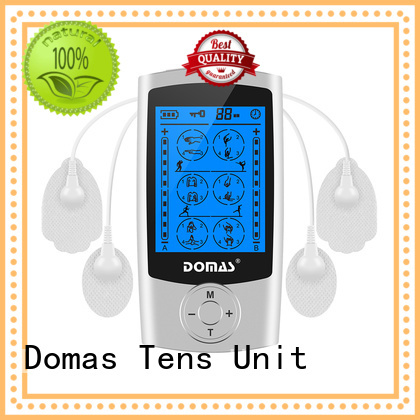 screen small tens therapy device Domas Brand
