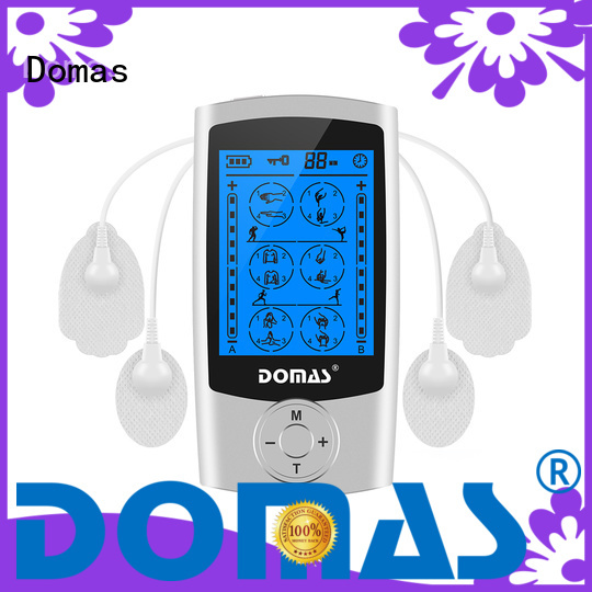 Domas Brand durable medical tens therapy device pulse supplier