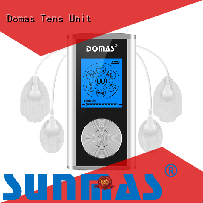 autooff small tens device screen Domas Brand company