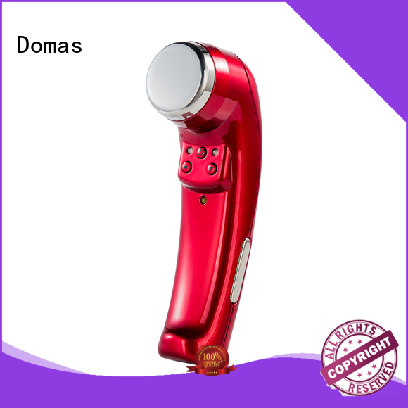 ultrasonic facial machine automatic stop stainless steel multipurpose Domas Brand ultrasonic facial